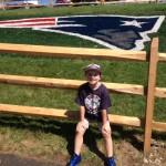 joey at patriots spring training-2