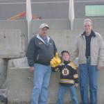 joey,dad and granpa